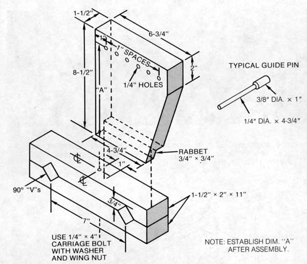 Power Tool Woodworking For Everyone Online Horizontal Boring Doweling