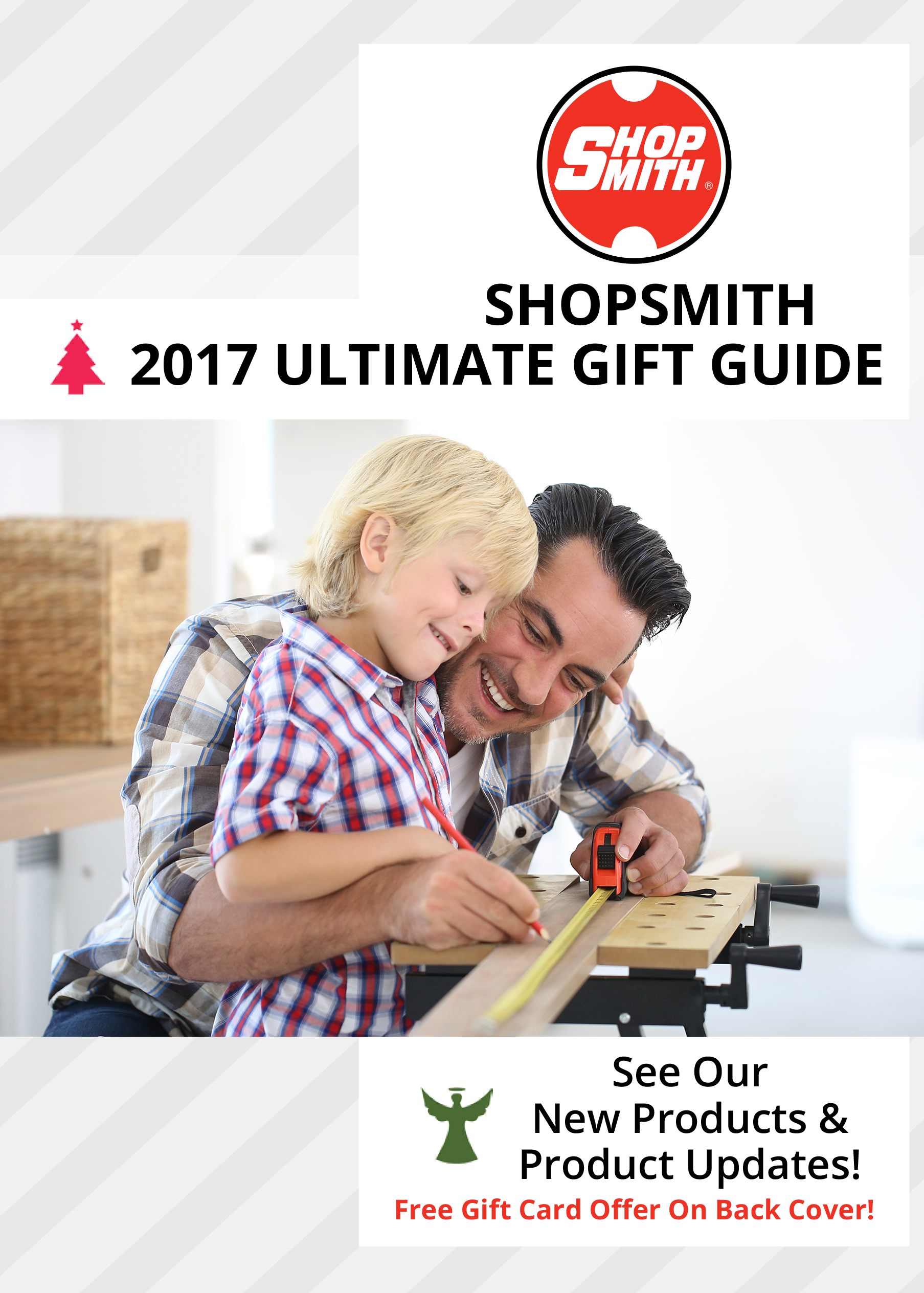 Happy Holidays From Shopsmith