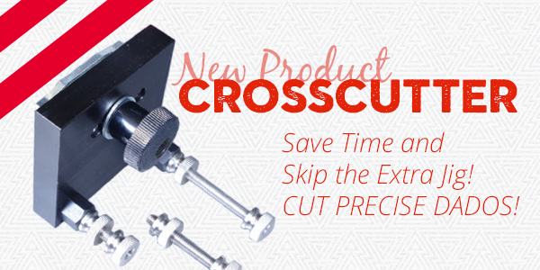 crosscutter from Shopsmith