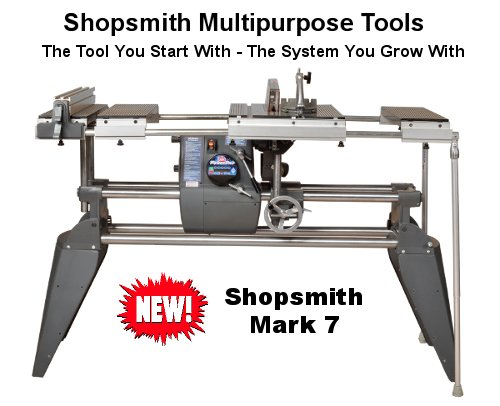 Shopsmith Mark 7