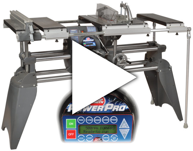 Woodworking Tools -- Shopsmith Woodworking Equipment and Supplies