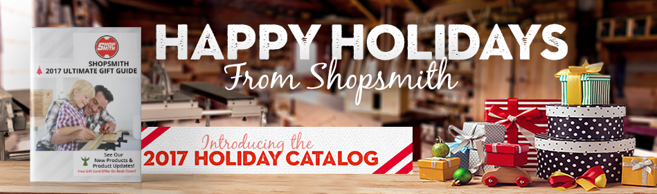 Introducing the 2017 Holiday Catalog
