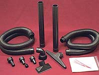 Handy 12 Piece Kit of Dust Collection Accessories
