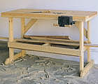Plan - Woodworking Bench