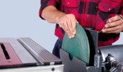 Table Saw to Disc Sander - 34 seconds