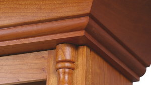 Shape attractive accents for project edges... create tongue & groove joints and more.