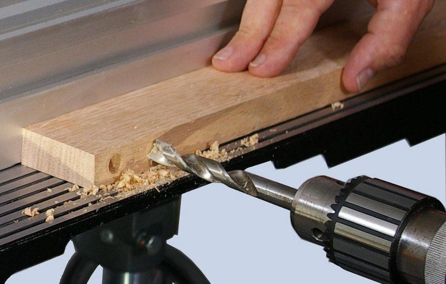 wood lay machine