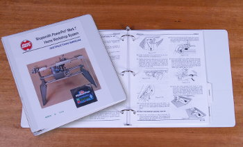 Comprehensive Shopsmith Owners Manual