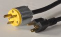120 volt or 240 volt just by switching plugs