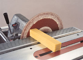 Abrasive Cleaning Stick Makes Your Sandpaper Last Four Times Longer