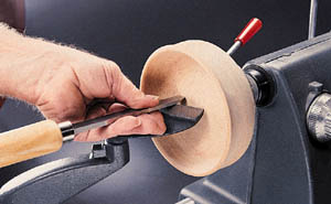 4-inch Tool Rest Helps You Get In Closer