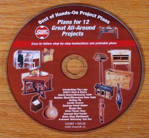 Free Project Plan CD