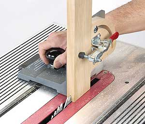 Cut Perfect Tenons with the Tenon Master Jig