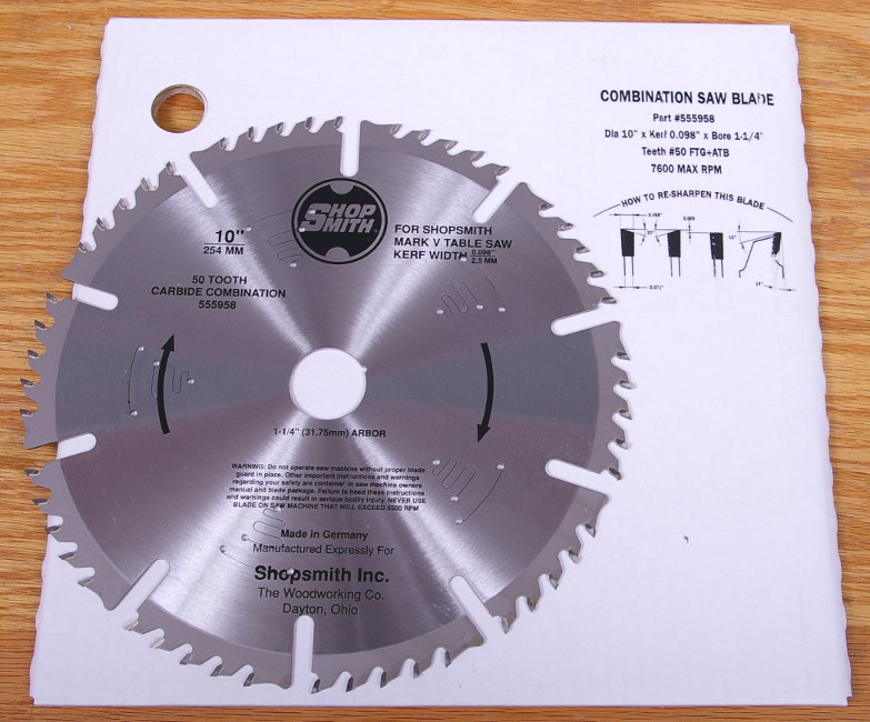 10 Inch Carbide Tipped Saw Blades