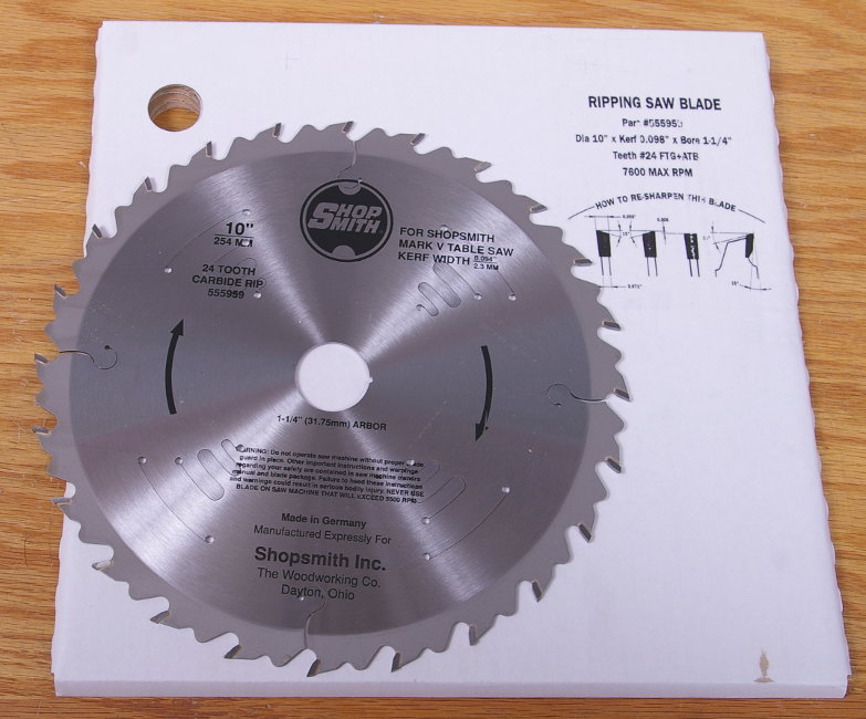 rip saw blade teeth. 10-inch carbide-tipped rip blade saw teeth