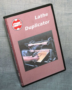 See How To Use the Amazing Lathe Duplicator