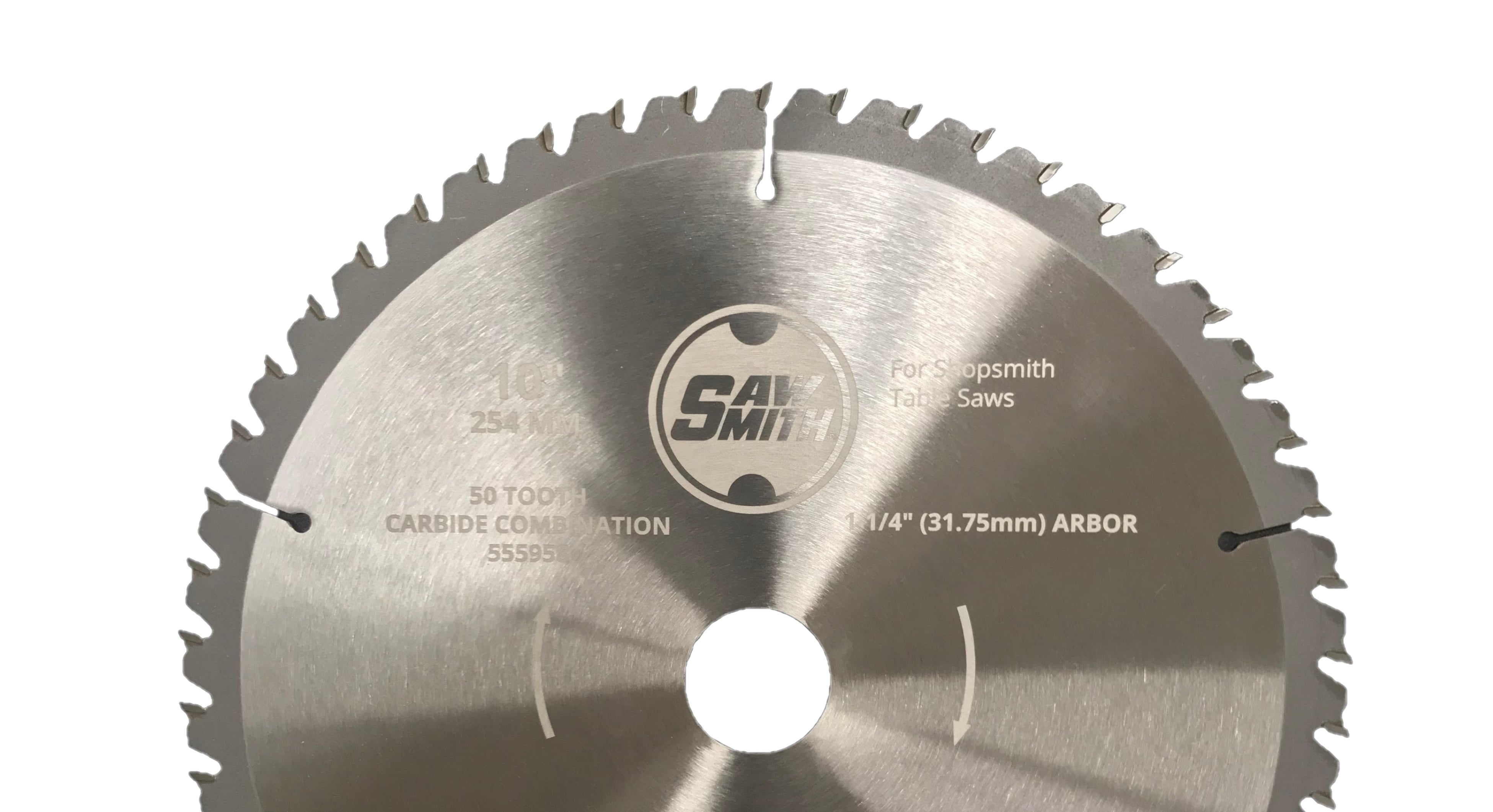 10-inch Carbide Tipped Blades