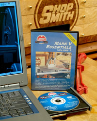 MARK V Essentials   DVD/DVD-ROM – Volume 1