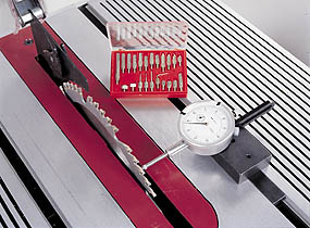 Set-Up or Tune-Up Your Tools with Precision