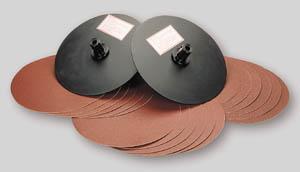 PSA Sanding Disc Pkg