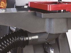 Jointer Dust Collection Port