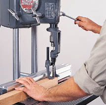 Save with the complete mortise and tenon package