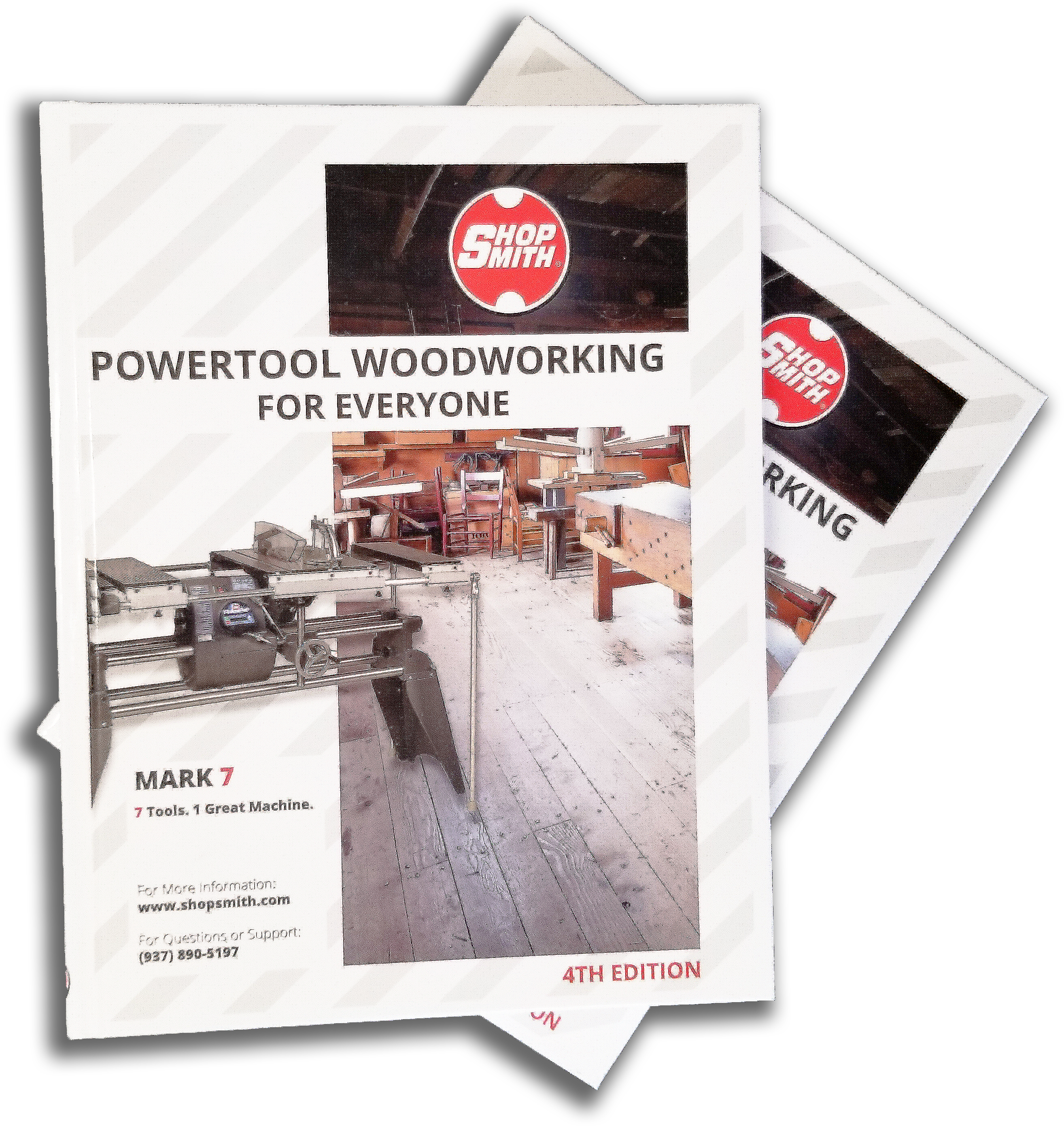 325-Page Powerhouse of Woodworking Knowledge
