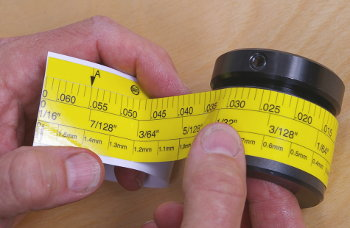 These Scales Make a Great Addition To Your Adjustable Stop Collar