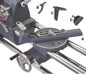 All-Inclusive Lathe Tool Rest Package