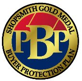 Shopsmith Gold Medal Buyer Protection Plan