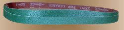 Ceramic Abrasive Strip Sander Belts - Four Times the Life of Standard Abrasives