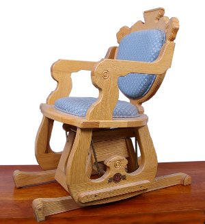 Easy Child's Glider Chair