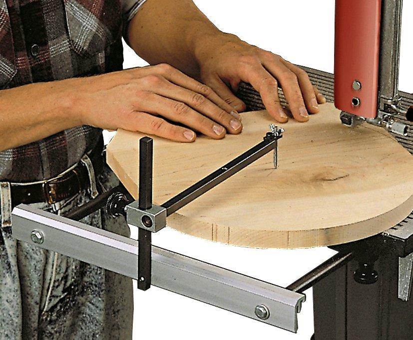Shopsmith Bandsaw Circle Cutter
