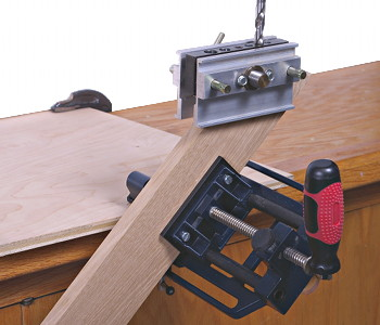 Mount It Onto a Benchtop Using the Included Clamp