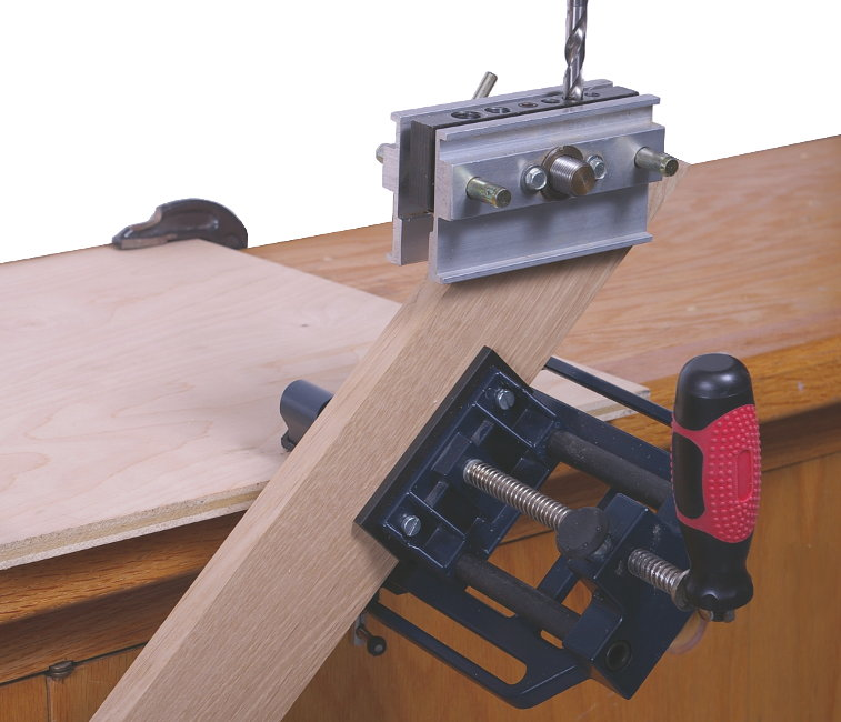 Shopsmith Quick-Acting Combination Bench and Drill Press Vise