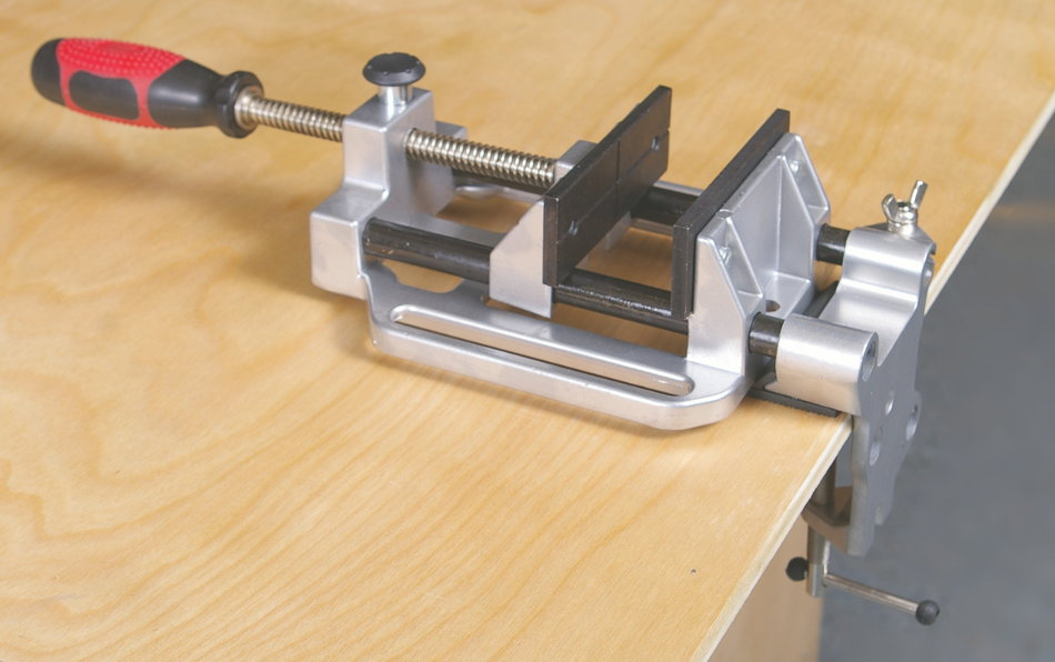 Shopsmith Quick Acting Combination Bench And Drill Press Vise