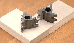 Full Complement of Premium Shaper Cutters