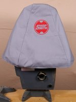 Band Saw Dust Cover