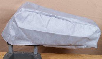 Belt Sander Dust Cover