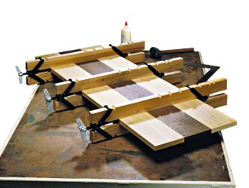 Get A Flat Tight Glue-Up Every Time