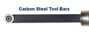 Black-Oxide Carbon Steel Tool Bars