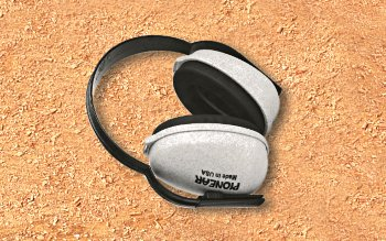 Hearing Protectors Block Out Harmful Machine Noise