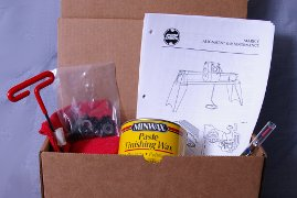 Shopsmith Mark V Help Kit all in a convenient, easy to find box