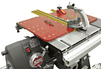Miter Sled By Incra, Takes the Work Out of Crosscutting or Mitering Small or Large Workpieces - Adds Precision and Operator Safety, Too