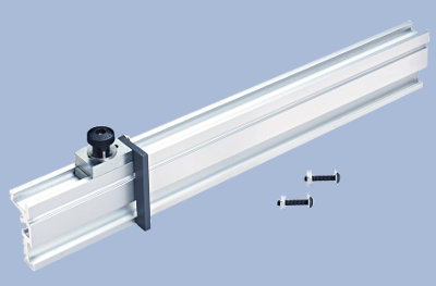 20-inch aluminum extension