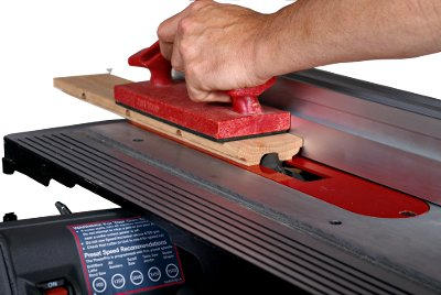 Your Best Choice For Straight-Line Decorative or Joinery Cuts On Edges or Surfaces