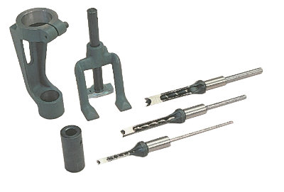 Hollow-Chisel Mortising Package