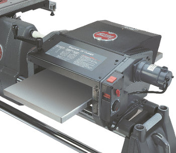 Shopsmith Mark-Mounted Planers Save Space In Your Shop