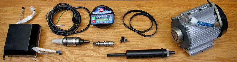 Shopsmith PowerPro Components