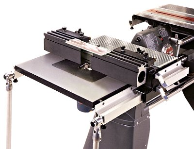 Unrivaled Precision and Dust Collection Efficiency With Our Micro-Adjustable, Two-Piece Pro Fence Router Table System